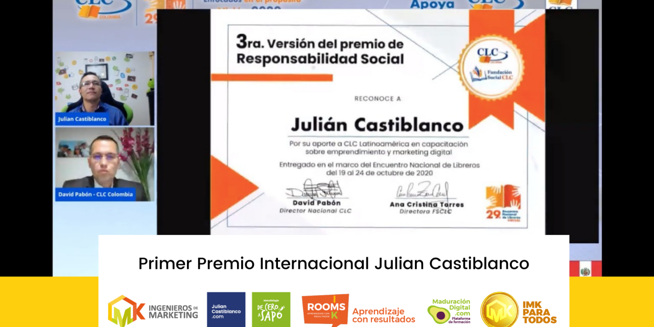 Primer Premio Internacional Julian Castiblanco