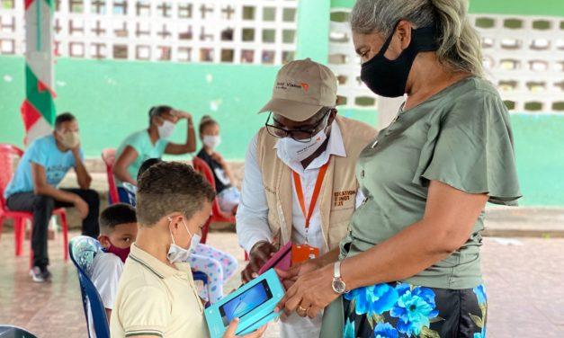 World Vision promueve nuevos medios de educación para la niñez