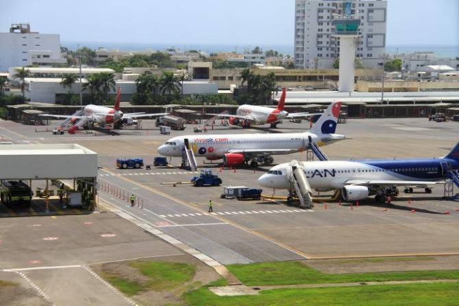 Aeropuerto Internacional Rafael Nuñez entre los primeros en Colombia en realizar pruebas Covid-19