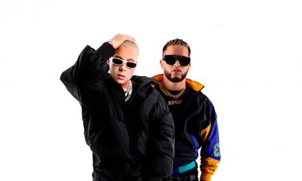 Nio García y Casper Mágico sorprenden con su nueva canción 'Travesuras' en honor a Héctor 'el father'