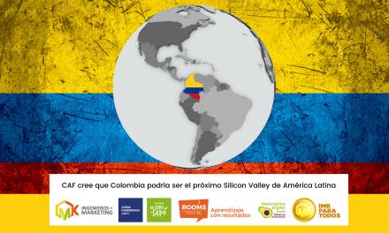 CAF cree que Colombia podría ser el próximo Silicon Valley de América Latina
