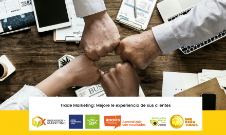 Mejore la experiencia de sus compradores con el Trade Marketing