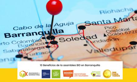 10 Beneficios de la asamblea BID en Barranquilla