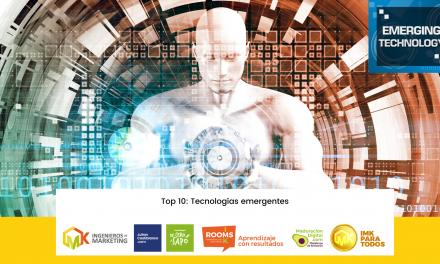 Top 10: Tecnologías emergentes