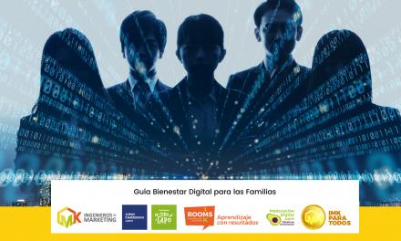 Guía Bienestar Digital para las Familias