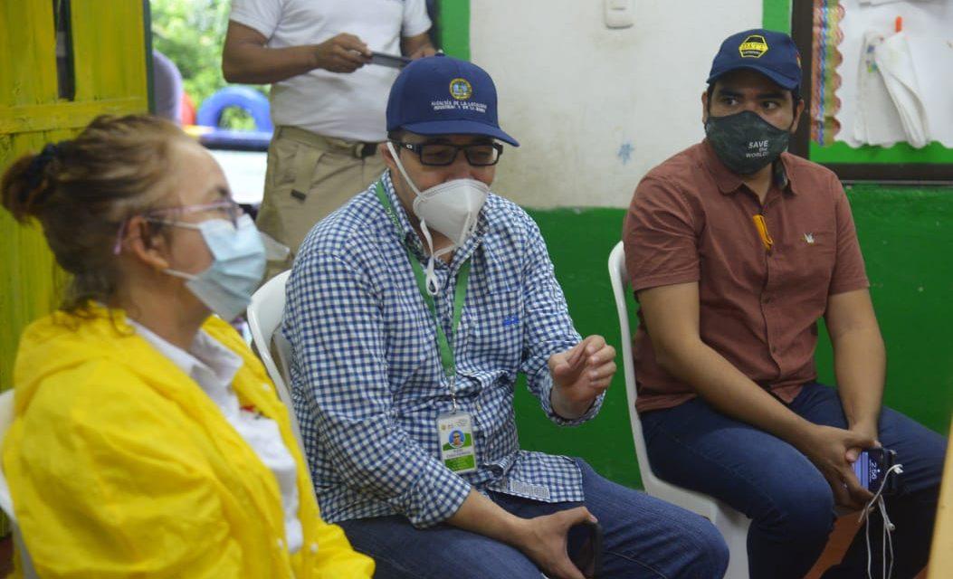 Alcaldía de la Localidad 3 trabaja en acciones ante emergencia de Tormenta Tropical IOTA