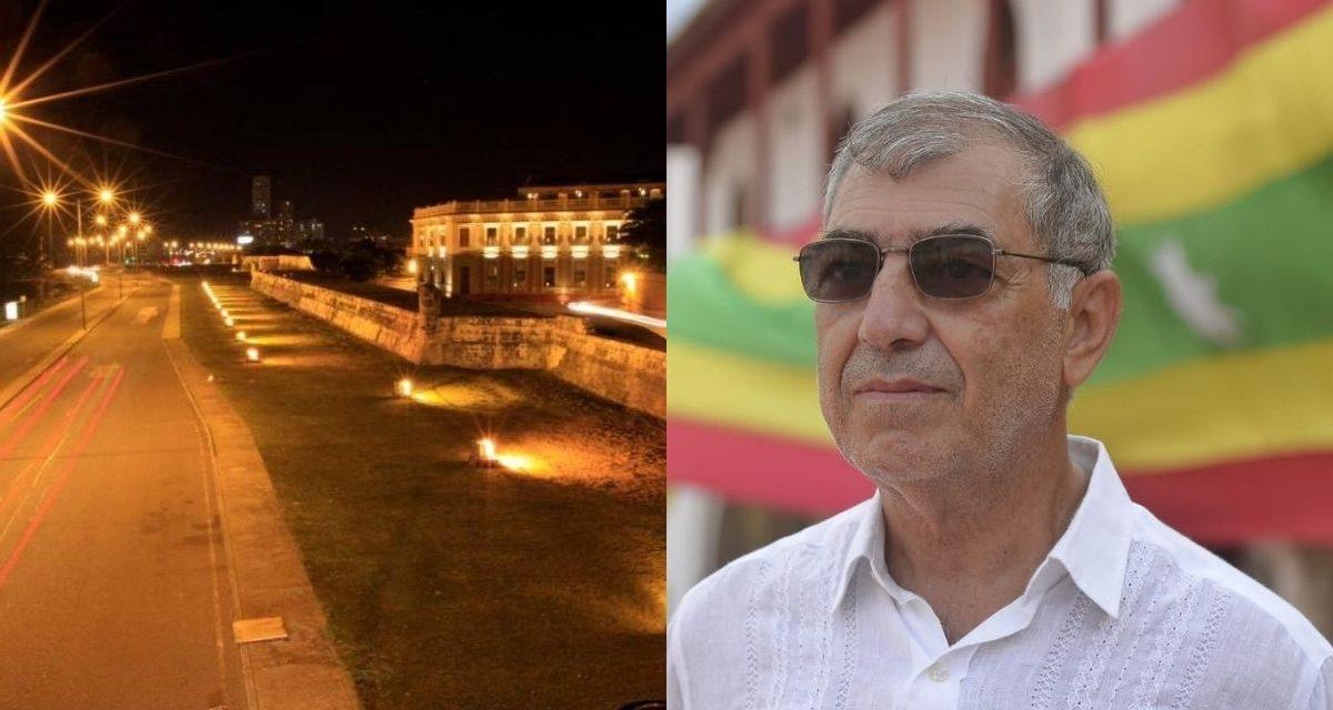 Posible cambio de operador de alumbrado público en Cartagena