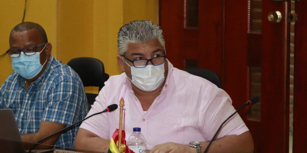 Concejal Oscar Marín pide a las Secretarías los oficios donde le solicitan a Secretaría General que le permitan ejecutar sus recursos