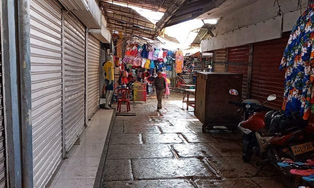 Distrito realizó jornadas de limpieza en el mercado Bazurto