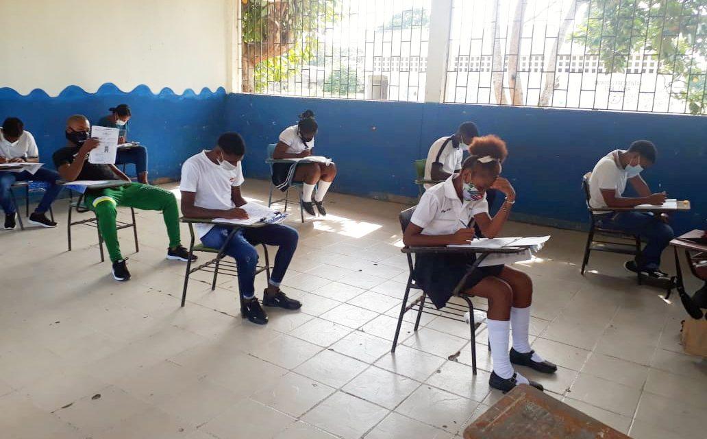 545 estudiantes cumplieron con las pruebas Saber 11 en María La Baja