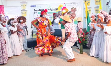 """Más de 450 jóvenes inscritos en la 3ra versión del """"Festival Infantil Virtual del Bullerengue, Tambores de Paz"""" en María La Baja"""