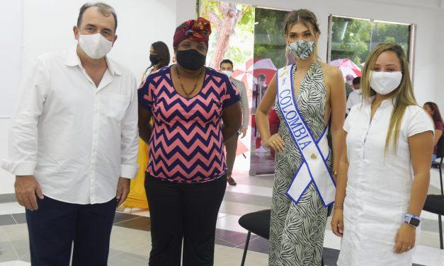 Distrito se compromete a seguir trabajando por la población con discapacidad cognitiva en Cartagena