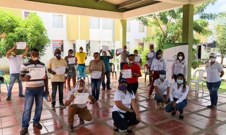 Corvivienda y la Escuela de Gobierno entregan certificado de diplomado de liderazgo en ciudad Bicentenario