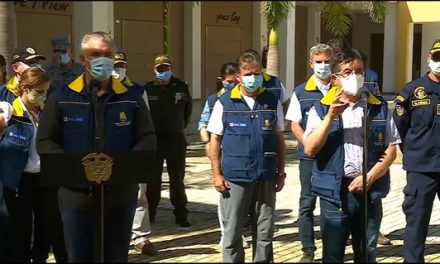Equipo médico y epidemiológico brinda atención en Providencia