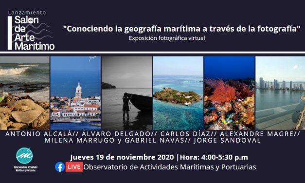 Lanzamiento del Salón de Arte Marítimo: un encuentro entre el mar y el arte