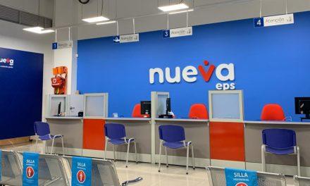 NUEVA EPS habilita nueva red de atención a afiliados