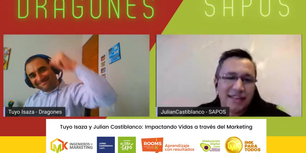 Tuyo Isaza y Julian Castiblanco: Impactando Vidas a través del Marketing