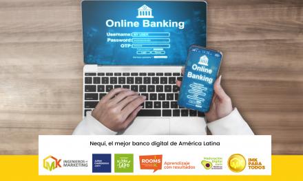 Nequi, el mejor banco digital de América Latina