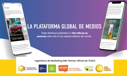 Ingenieros de Marketing IMK Partner Oficial de TEADS