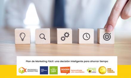 Plan de Marketing Fácil 1 de Varios: una decisión inteligente para ahorrar tiempo
