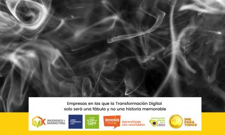 Empresas en las que la Transformación Digital solo será una fábula y no una historia memorable