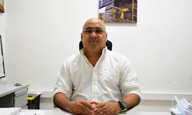 Rafael Cuesta Castro, nuevo director general de la Escuela Taller