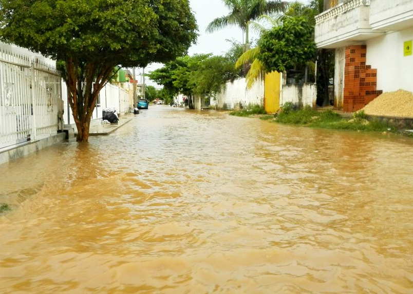 El concejal Sergio Mendoza pide al Distrito tomar medidas correspondientes para la temporada de lluvias