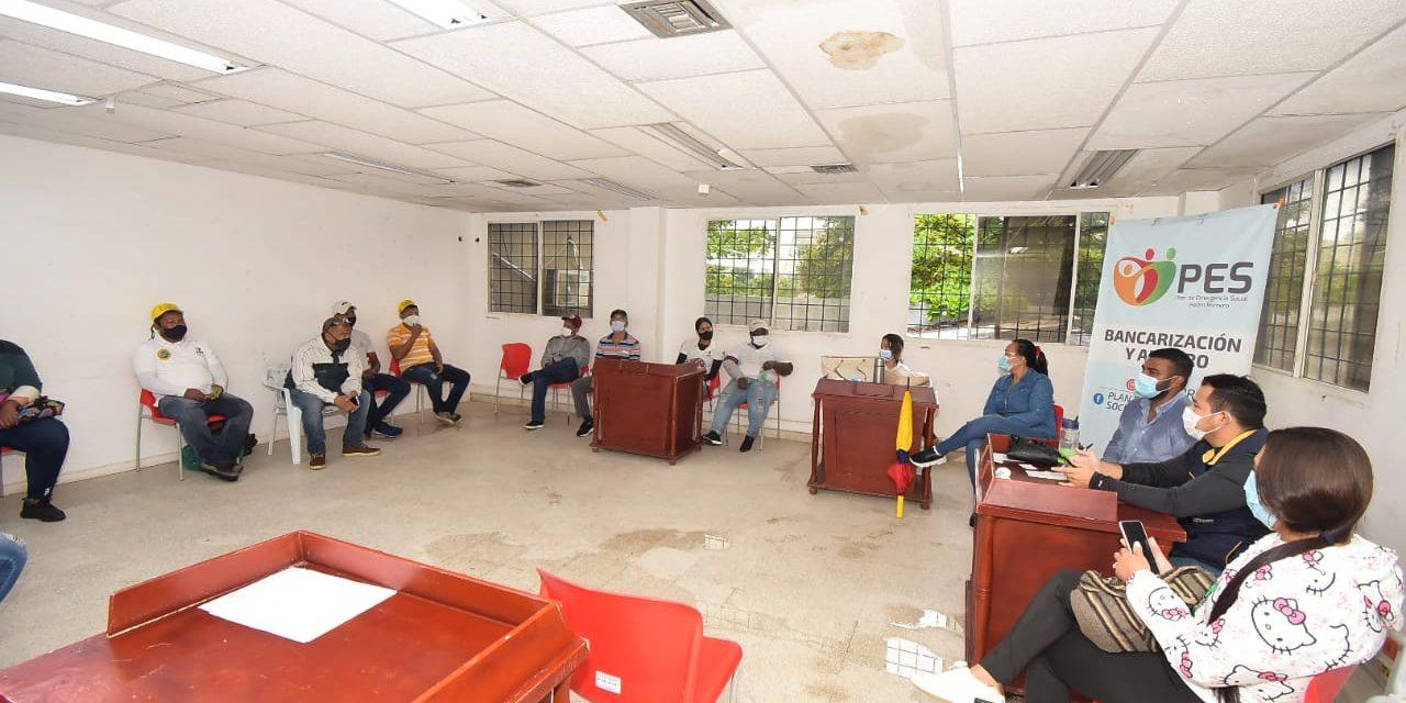 Instalan Puestos de Mando Unificado en cada Localidad para asistencia humanitaria en Cartagena