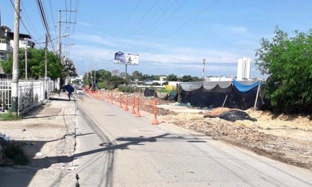 DATT reporta estado de vías afectadas por tormenta IOTA