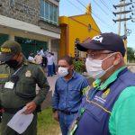 Gestión del Riesgo iniciará entrega de ayudas humanitarias a familias afectadas por tormenta Iota