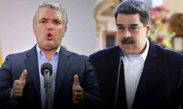Cancillería de Colombia rechaza declaraciones de Nicolás Maduro