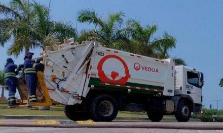 Veolia inicia su campaña: 48 horas limpiando sin parar