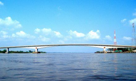 Dos desaparecidos en accidente en el Rio Magdalena
