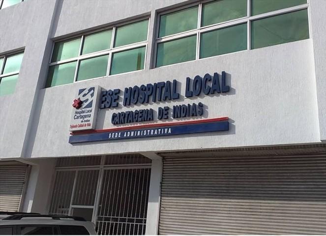 ESE Hospital Local Cartagena de Indias repara centros de atención