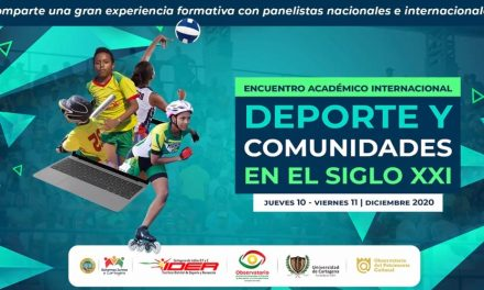 """Encuentro Académico """"Deporte y Comunidades en el Siglo XXI"""""""