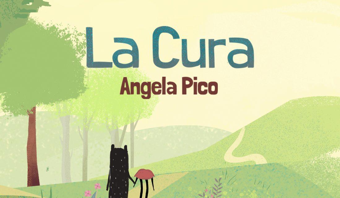 """Ángela Pico estrena su nueva canción """"La Cura"""""""