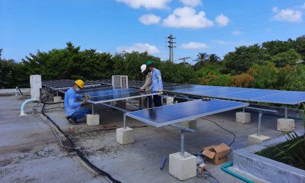 Cardique entra a la era de la energía solar