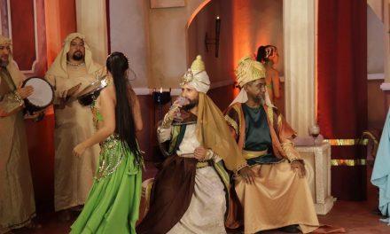 En Baranoa inician las grabaciones de 'La Loa de los Santos Reyes Magos'