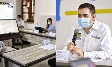 Implementación de la Agenda Departamental de Competitividad e Innovación en Bolívar