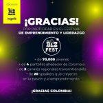 The Biz Fest, el espacio para el emprendimiento y liderazgo para jóvenes