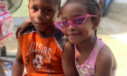 Fundación el Arca de Noé recibe dos toneladas de alimentos para los niños de Tierrabomba