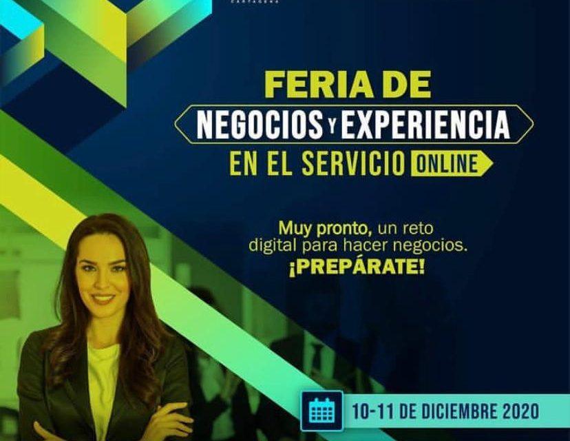 Inicia la feria de Negocios y Experiencias en el servicio Online de la Cámara de Comercio