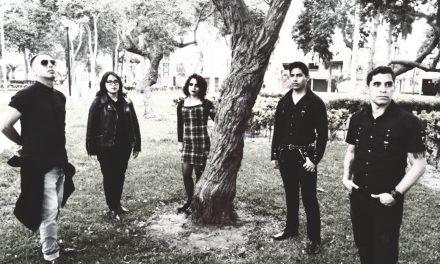 Extraño silencio: la banda post punk que grabó un EP desde casa