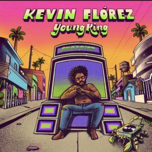 Describir la portada de Young King