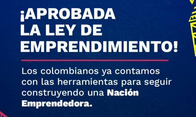 ABC de la nueva Ley de Emprendimiento en Colombia