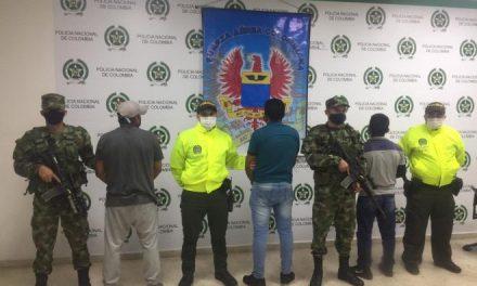 Capturados los principales cabecillas de las disidencias de las FARC en el Meta