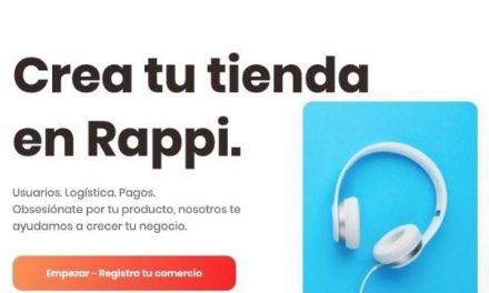 Ahora Rappi se une a la ola del Comercio Electrónico y compite con Mercado Libre, Facebook y Amazon