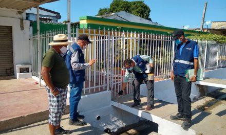 DADIS realiza sensibilización y prevención del dengue en barrios de Cartagena