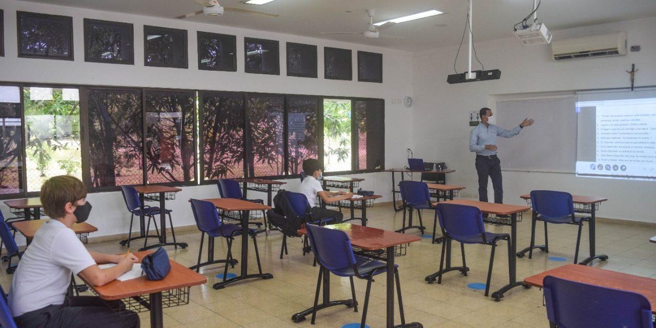 68 establecimientos educativos radicaron ante la SED protocolos de bioseguridad y plan de regreso a clases