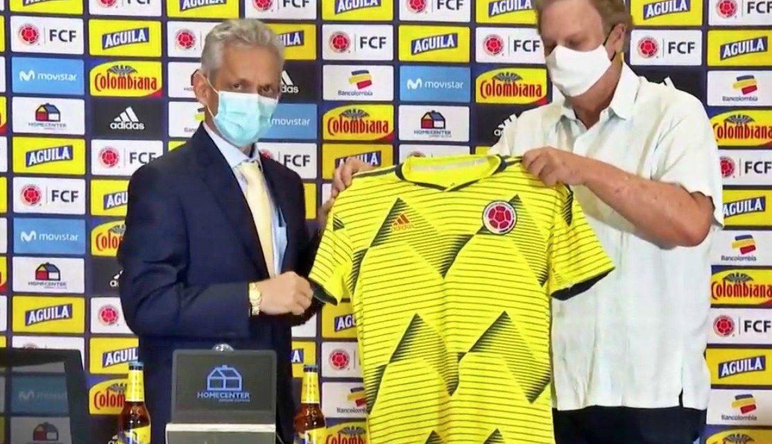 Reinaldo rueda es presentado como el nuevo técnico de la Selección Colombia
